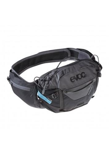 Evoc Hip Pack 3L + 1.5 Bladder - Black/Carbon_13414