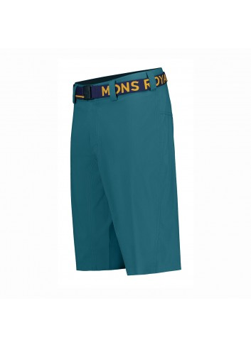 Mons Royale Virage Bike Shorts - Deep Teal_13445