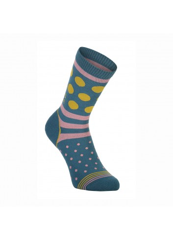 Mons Royale All Rounder Crew Sock - Deep Teal_13446