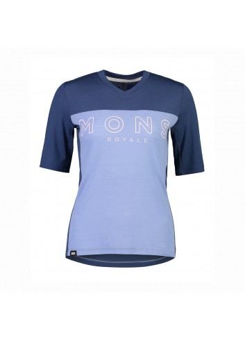 Mons Royale Redwood Enduro VT Shirt - Fades of Summer_13449
