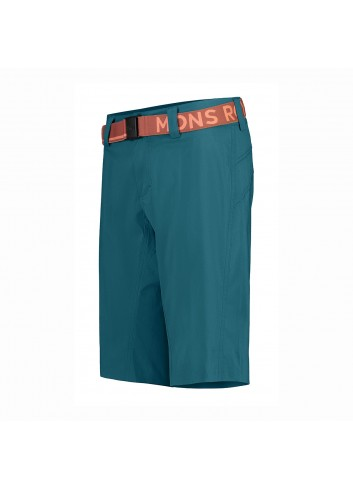 Mons Royale Virage Bike Shorts - Deep Teal_13454