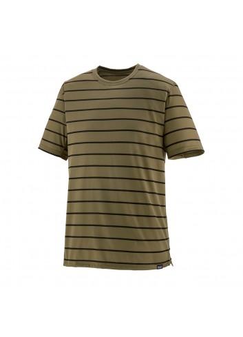 Patagonia Cap Cool Trail Shirt - Furrow stripe_13461