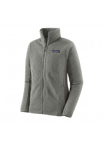Patagonia Wms Better Sweater Jacket - Grey_13467