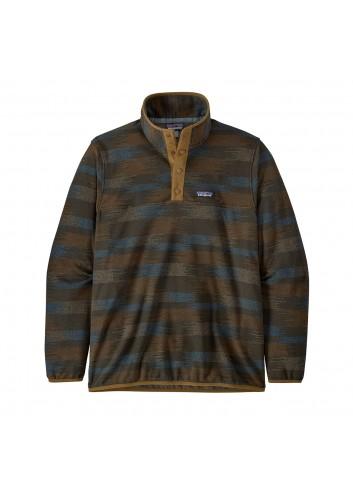 Patagonia Micro D Snap Pullover - Green_13469