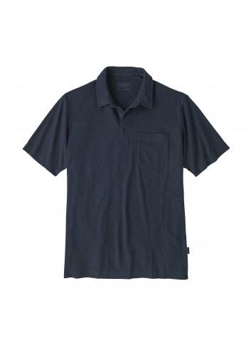 Patagonia Organic Cotton LW Polo - New Navy_13477