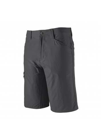 Patagonia Quandary Shorts 12 in. - Forge Grey_13484