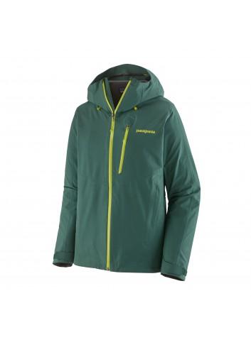 Patagonia Wms Calcite Jacket - Regen green_13496