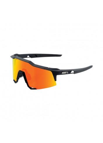 100% Speedcraft Brille Tall Soft - Black_13513