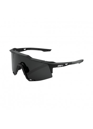 100% Speedcraft Brille Tall Soft - Black_13515
