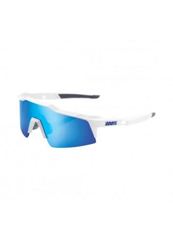 100% Speedcraft XS Brille - Matte White_13517