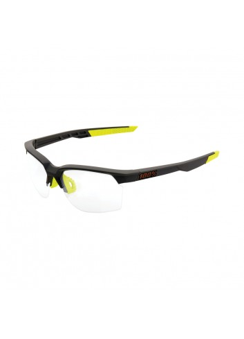 100% Sportcoupe Brille - Cool Grey_13521