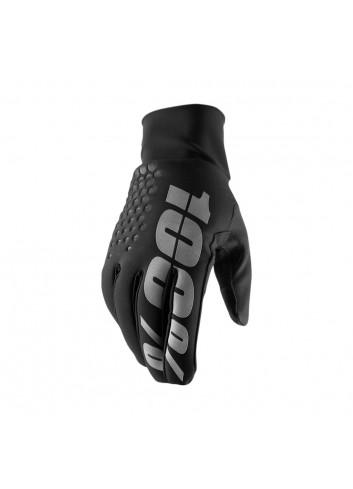 100% Hydromatic Brisker Gloves - Black_13527