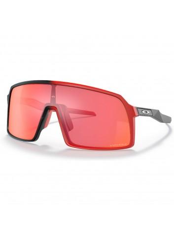 Oakley Sutro Sunglasses - Matte Black Redline_13541