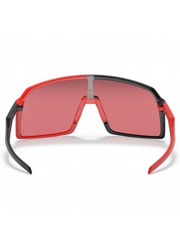 Oakley Sutro Sunglasses - Matte Black Redline_13542