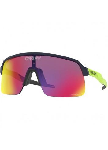 Oakley Sutro Lite Sunglasses - Matte Navy/Burn_13546