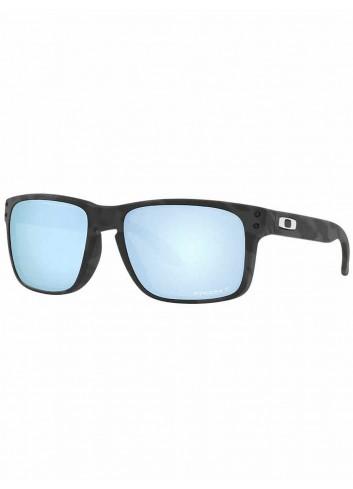 Oakley Holbrook Sunglasses - Matte Black Camo_13549
