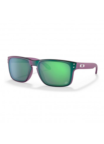 Oakley Holbrook Sunglasses - Matte Purple_13561
