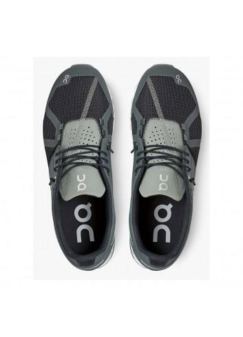ON Cloud Shoe - Lead/Black_13565