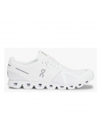 ON Wms Cloud Shoe - All White_13589