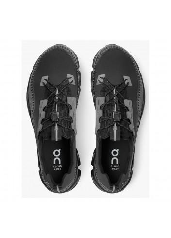 ON Cloudaway Shoe - Black/Rock_13596