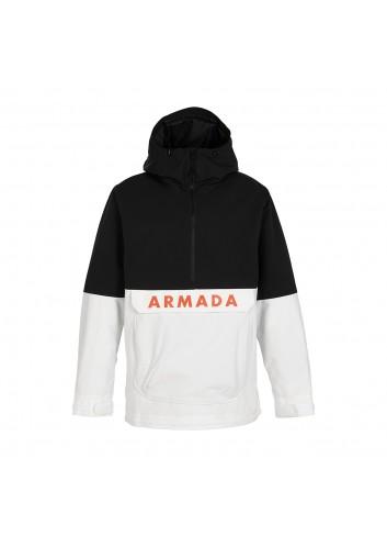 Armada Bristal Anorak - Black/Blanc_13636