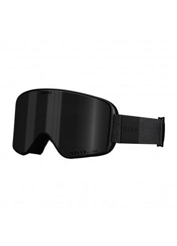 Giro Method Vivid Goggle - Black Mono_13752