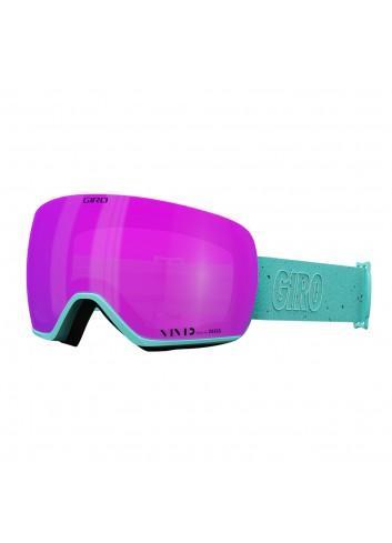 Giro Wms Lusi Vivid Goggle - Glaze Blue Mica_13754