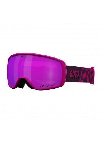 Giro Wms Facet Vivid Goggle - Pink Cover Up_13756