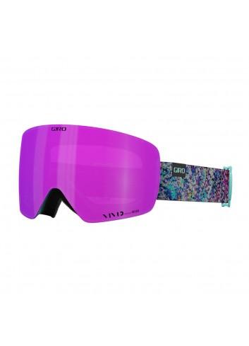 Giro Contour RS Vivid Goggle - Pink Data Mosh_13758