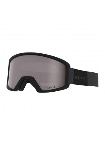 Giro Blok Vivid Goggle - Black Mono_13759