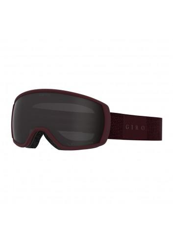 Giro Balance Vivid Goggle - Oxred Mono_13760