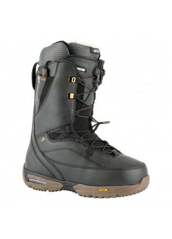 Nitro Wms Faint TLS Boot - Black/Gold_13793
