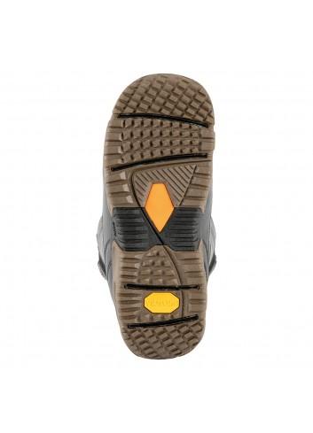 Nitro Wms Faint TLS Boot - Black/Gold_13794