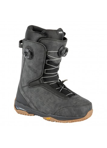 Nitro Chase Dual Boa Boot - Black_13799