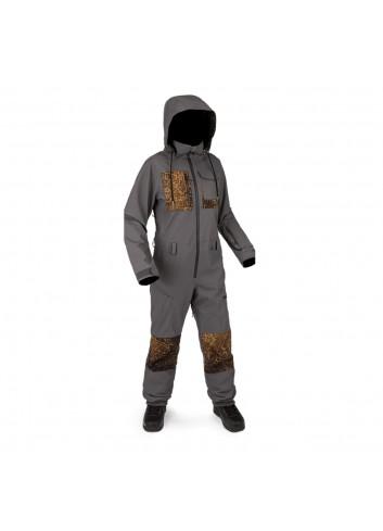 Volcom Wms Romy Snow Suit - Dark Grey_13801