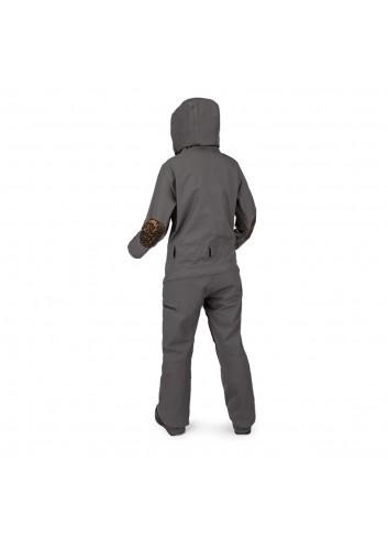 Volcom Wms Romy Snow Suit - Dark Grey_13802