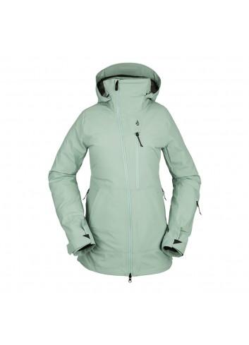 Volcom Wms NYA TDS INF Gore-Tex Jacket - Mint_13805