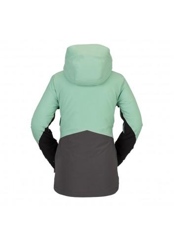 Volcom Wms 3D Stretch Gore Jacket - Mint_13818