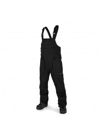 Volcom Roan Gore Bib Overall - Black_13827