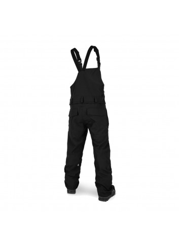 Volcom Roan Gore Bib Overall - Black_13828