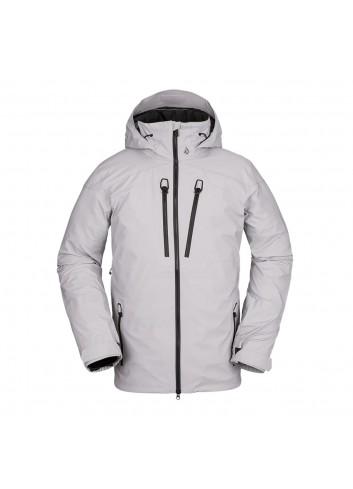 Volcom Guch Stretch Gore Jacket - Grey_13839