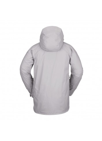 Volcom Guch Stretch Gore Jacket - Grey_13840