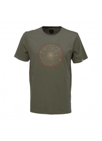 ZRCL T-Shirt Tree Ring - Olive_13875