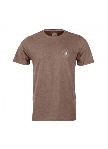 ZRCL T-Shirt Think - Brown mel._13876