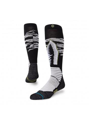 Stance Warbird Snow Socks - Black_13879