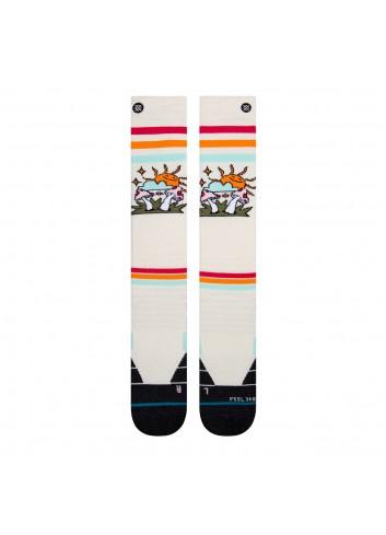 Stance Fun Guy Socks - Off White_13886