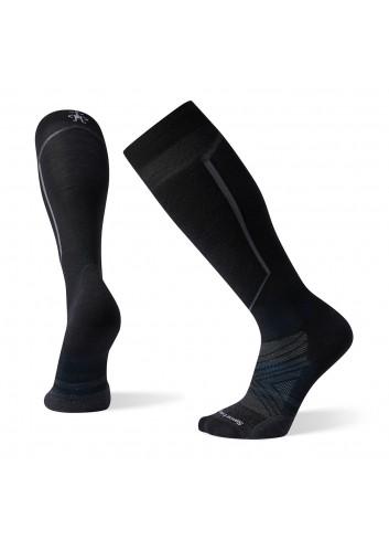 Smartwool PhD Ski Light Elite Socks - Black_13896