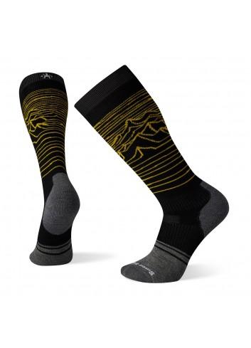 Smartwool Snow Full Cushion Socks - Black_13897