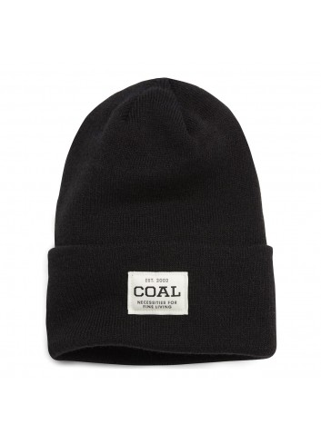 Coal The Uniform Beanie - Soild Black_13899