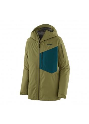 Patagonia Snowdrifter Jacket - Palo Green_13909
